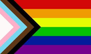 Pride Flag.
